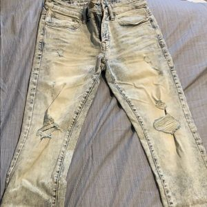 American Eagle Flex Skinny Jeans